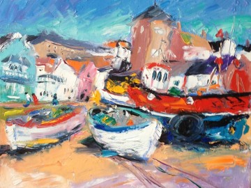 Boats on the Beach, Aldeburgh