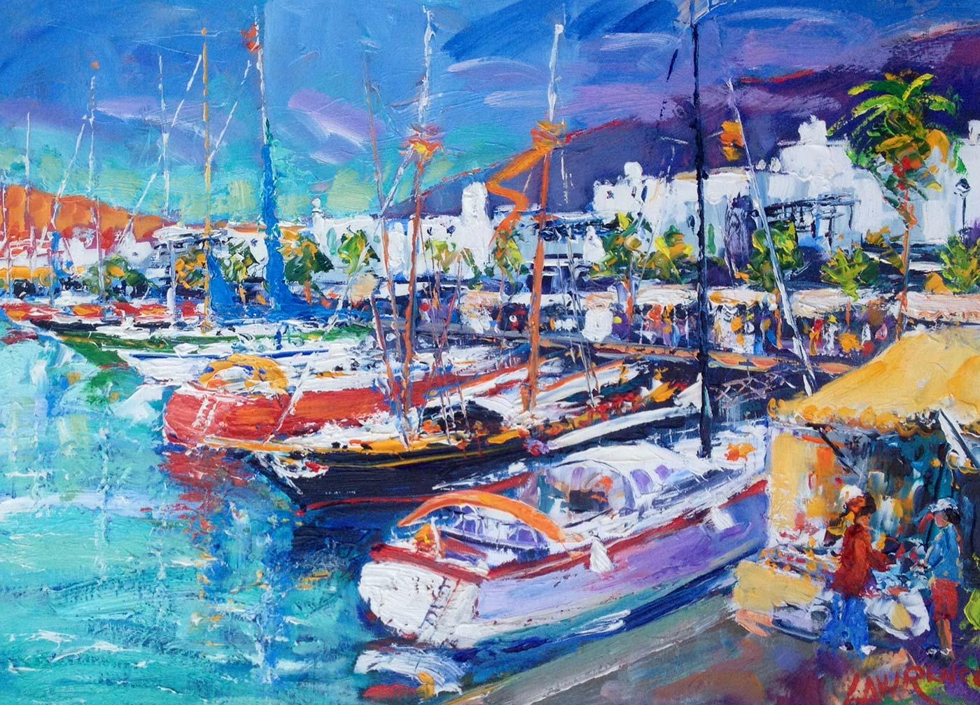 Market Marina - Lanzarote