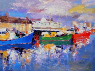 Trawlers - Howth, Dublin