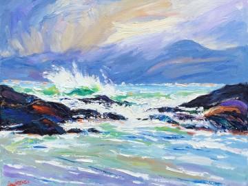 Crashing Atlantic Waves - Galway