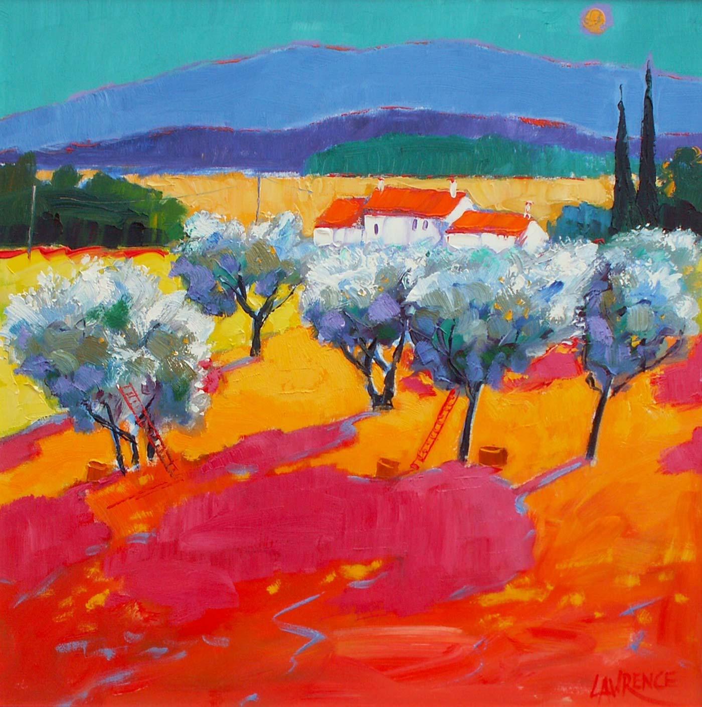 Olives, Provence