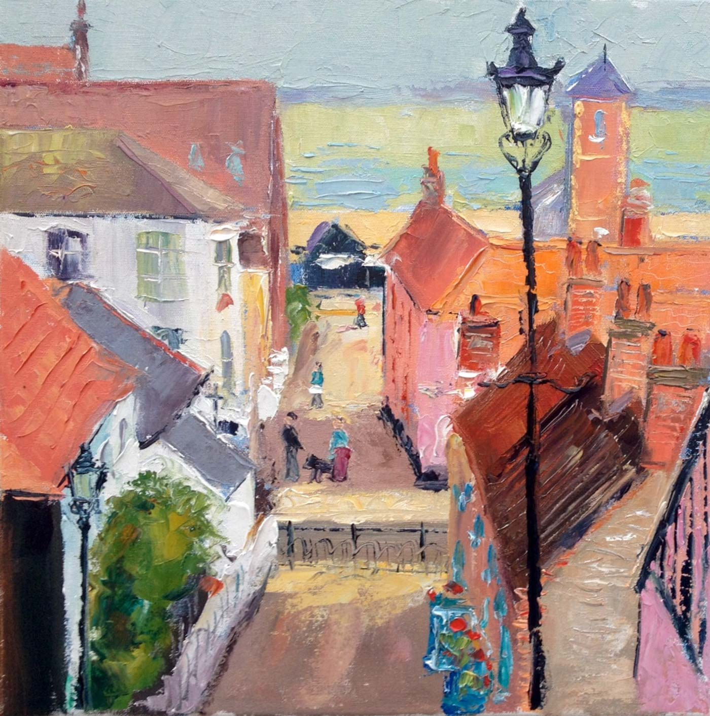 Town Steps, Aldeburgh