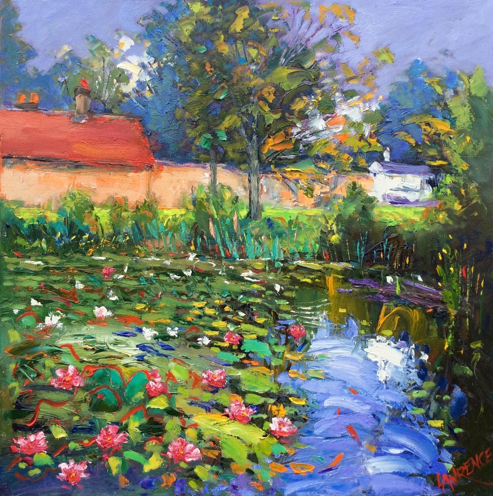Waterlily Pond Surrey